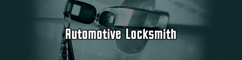 automotive West Philadelphia Locksmith